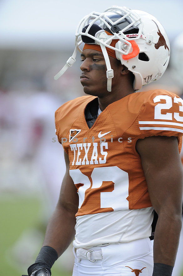 Carrington Byndom(23) / Texas Longhorns