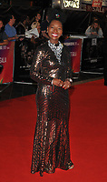 Floella Benjamin at the &quot;Widows&quot; opening film gala, 62nd BFI London Film Festival 2018, Cineworld Leicester Square, Leicester Square, London, England, UK, on Wednesday 10 October 2018.<br /> CAP/CAN<br /> &copy;CAN/Capital Pictures