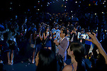 CORAL GABLES, FL - JULY 14: Marc Anthony performs onstage at the Univision's 13th Edition Of Premios Juventud Youth Awards at Bank United Center on July 14, 2016 in Carol Gables, Florida.  ( Photo by Johnny Louis / jlnphotography.com )