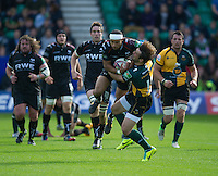 131020 Northampton Saints v Ospreys