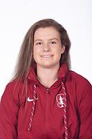 Stanford, CA: 10092018: Stanford Athlete portraits.