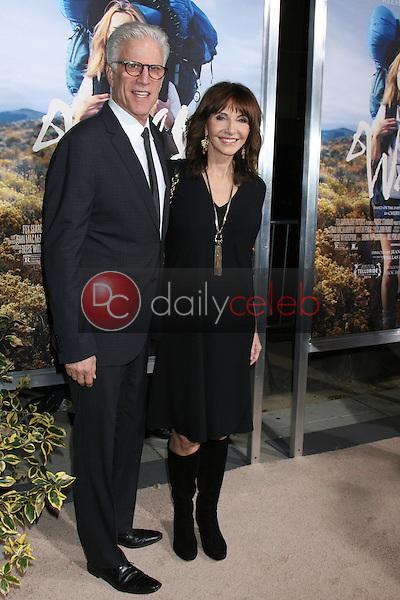 "Ted Danson, Mary Steenburgen<br /> at the ""Wild"" Los Angeles Premiere, AMPAS Samuel Goldwyn Theater, Beverly Hills, CA 11-19-14<br /> David Edwards/Dailyceleb.com 818-249-4998"