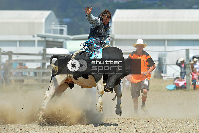 52nd Richmond Rodeo,Saturday 18th January 2014, Richmond, New Zealand, Photos: Barry Whitnall/shuttersport