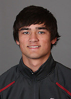 STANFORD, CA - OCTOBER 7:  Mike Kent of the Stanford Cardinal during wrestling picture day on October 7, 2009 in Stanford, California.