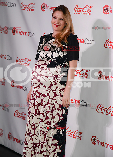 LAS VEGAS, NV - March 27: Female Star of the Year Award winner Drew Barrymore at the CinemaCon Big Screen Achievement Awards on March 27, 2014 in Las Vegas, Nevada. © Kabik/ Starlitepics