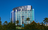 Universal's Cabana Bay Beach Resort Hotel, Orlando, Florida, USA.