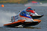 Kevin Ladd, #4 and Jay Fox, #19 (SST-45 class)