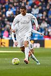 Real Madrid´s Cristiano Ronaldo during 2015/16 La Liga match between Real Madrid and Celta de Vigo at Santiago Bernabeu stadium in Madrid, Spain. March 05, 2016. (ALTERPHOTOS/Victor Blanco)