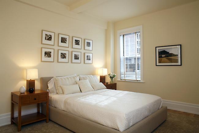 Bedroom, Upper West Side, New York City