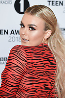 Tallia Storm<br /> arriving for the Radio 1 Teen Awards 2018 at Wembley Stadium, London<br /> <br /> ©Ash Knotek  D3454  21/10/2018