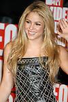 New York, New York  - September 13: Shakira arrives at the 2009 MTV Video Music Awards at Radio City Music Hall on September 13, 2009 in New York, New York.