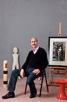portrait of Yeros Dimitris