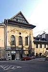 Synagoga Wysoka &ndash; synagoga znajdująca się na Kazimierzu w Krakowie.<br /> High Synagogue - synagogue located in Kazimierz, Cracow.