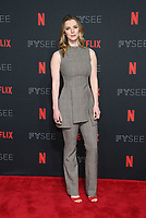 LOS ANGELES, CA - MAY 30: Betty Gilpin, at the #NETFLIXFYSEE Glow Event at NETFLIX FYSEE Raleigh Studios in Los Angeles, California on May 30, 2018. <br /> CAP/MPIFS<br /> &copy;MPIFS/Capital Pictures