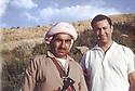 Iraq 1966<br /> Mustafa Barzani with Mahmoud Ahmad Uthman in Choman<br /> Irak 1966<br /> Mustafa Barzani avec Mahmoud Ahmad Uthman a Choman