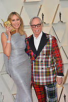 LOS ANGELES, CA. February 24, 2019: Tommy Hilfiger &amp; Dee Ocleppo at the 91st Academy Awards at the Dolby Theatre.<br /> Picture: Paul Smith/Featureflash
