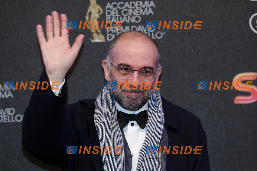 Giuseppe Tornatore<br /> Roma 27-03-2017. Premio David di Donatello 2017.<br /> Rome March 27th 2017. David di Donatello ceremony 2017. <br /> Foto Samantha Zucchi Insidefoto