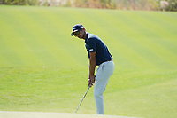 Johannes Veerman (USA) on the 17th during Round 1 of the Commercial Bank Qatar Masters 2020 at the Education City Golf Club, Doha, Qatar . 05/03/2020<br /> Picture: Golffile | Thos Caffrey<br /> <br /> <br /> All photo usage must carry mandatory copyright credit (© Golffile | Thos Caffrey)