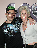11 May 2019 - Los Angeles, California - Darren Stein, Lisle Engle. Rooftop Cinema Club Hosts 20th Anniversary And Cast Reunion Of 1999 Cult Classic &quot;Jawbreaker&quot; held at Level.   <br /> CAP/ADM/FS<br /> &copy;FS/ADM/Capital Pictures