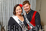"""Ann and Declan Smith ready to dance at the Tralee Musical Society """"Strictly Come Dancing"""" Mr and Mrs in Ballyroe Heights Hotel on Saturday."""