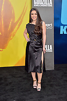 Cheli Madrid bei der Weltpremiere des Kinofilms 'Godzilla: King of the Monsters / Godzilla II - King of the Monsters' im TCL Chinese Theatre. Los Angeles, 18.05.2019