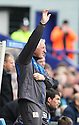 Tranmere manager Ronnie Moore. - Tranmere Rovers v Stevenage - npower League 1 - Prenton Park, Tranmere - 6th April, 2012 . © Kevin Coleman 2012