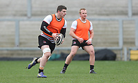 Thursday 12th April 2018 | Ulster Rugby Captain's Run<br /> <br /> Nick Timoney during Captain's Run held at Kingspan Stadium, Ravenhill Park, Belfast, Northern Ireland. Photo by John Dickson / DICKSONDIGITAL