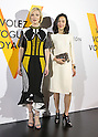 April 21, 2016, Tokyo, Japan - Australian actress Cate Blanchett (L) and English-born Japanese actress Yoshino Kimura (R) attend a photocall for the opening celebration for Louis Vuitton's ''Volez, Voguez, Voyagez'' exhibition on April 21, 2016, Tokyo, Japan. The exhibition will be open to the public free of charge from April 23 to June 19. (Photo by AFLO)