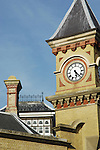 Eastboune Station clock tower