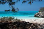 Secluded Beach in Exuma