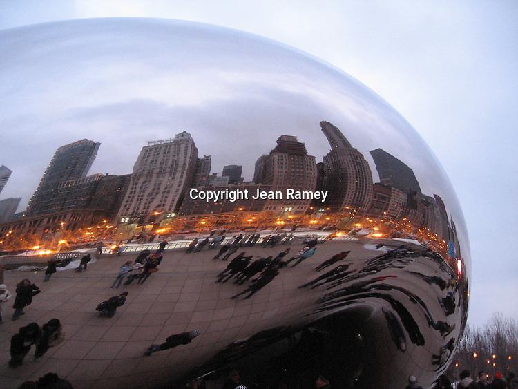 """The Bean"", Chicago"