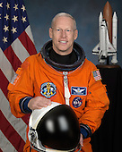 """Houston, TX - (FILE) -- Photo dated April 22, 2009 of Astronaut Patrick G. Forrester, mission specialist, STS-128.  Commander Rick Sturckow will lead the STS-128 mission to the International Space Station aboard space shuttle Discovery with Kevin Ford serving as pilot.  It is scheduled for launch on August 25, 2009.  Also serving aboard Discovery are mission specialists Patrick Forrester, José Hernández, John """"Danny"""" Olivas, Christer Fuglesang and Nicole Stott.  Stott will remain on the station as an Expedition 20 flight engineer replacing Timothy Kopra. Kopra will return home aboard Discovery as a mission specialist.  Discovery is carrying the Leonardo Multi-Purpose Logistics Module containing life support racks and science racks. The Lightweight Multi-Purpose Experiment Support Structure Carrier will also be launched in Discovery's payload bay. This is Discovery's 37th mission to space and the 30th mission of a space shuttle dedicated to the assembly and maintenance of the International Space Station. .Credit: NASA via CNP"""