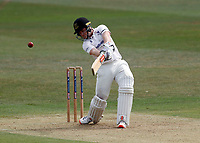 Ben Brown hits out for Sussex during Kent CCC vs Sussex CCC, Bob Willis Trophy Cricket at The Spitfire Ground on 8th August 2020