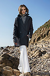 Fashion with Mirella , Winter Grey's at Marino Rocks, Model Accalia from Pridemodels   Photo: Nick Clayton