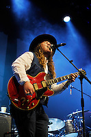LONDON, ENGLAND - OCTOBER 29: Marcus Young performing at Bluesfest 2016, indigo at the O2 Arena on October 29, 2016 in London, England.<br /> CAP/MAR<br /> &copy;MAR/Capital Pictures /MediaPunch ***NORTH AND SOUTH AMERICAS ONLY***