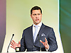 UKIP Annual Party Conference <br /> 26th September 2014 <br /> at Doncaster Racecourse, Great Britain <br /> <br /> <br /> Speeches by <br /> <br /> <br /> <br /> Steven Woolfe MEP<br /> <br /> <br /> <br /> Photograph by Elliott Franks <br /> Image licensed to Elliott Franks Photography Services