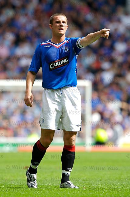 Barry Ferguson, Rangers