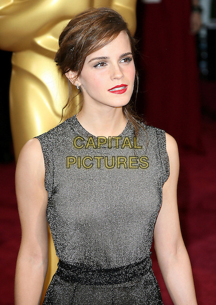 02 March 2014 - Hollywood, California - Emma Watson. 86th Annual Academy Awards held at the Dolby Theatre at Hollywood &amp; Highland Center.  <br /> CAP/ADM<br /> &copy;AdMedia/Capital Pictures
