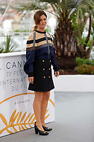 Marina Fois attends the photocall for 'Sink Or Swim (Le Grand Bain)' during the 71st annual Cannes Film Festival at Palais des Festivals on May 13, 2018 in Cannes, France. Guillaume Canet and Mathieu Amalric attends the photocall for 'Sink Or Swim (Le Grand Bain)' during the 71st annual Cannes Film Festival at Palais des Festivals on May 13, 2018 in Cannes, France.<br /> CAP/GOL<br /> &copy;GOL/Capital Pictures