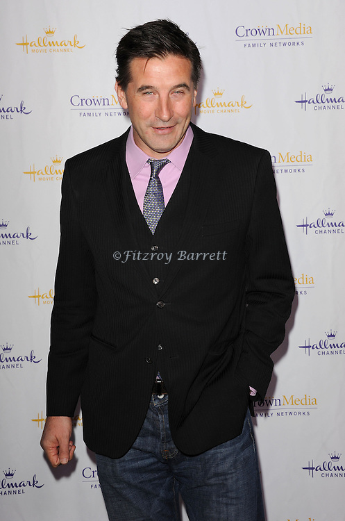 William Baldwin arriving to the Hallmark Chanel and Hallmark Movie Chanel Winter TCA Gala, held at The Huntington Beach Library and Gardens in Santa Monica Mario, CA. January 4, 2013