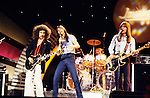 Journey 1979 Neal Schon, Steve Perry, Steve Smith and Ross Valory om Midnight Special
