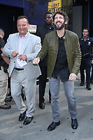 NEW YORK, NY July 02: Josh Groban seen at Good Morning America in New York City on July 02, 2018. <br /> CAP/MPI/RW<br /> &copy;RW/MPI/Capital Pictures
