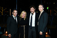 "NEW YORK - NOVEMBER 14: Ben Stiller, Patricia Arquette, Benicio Del Toro and Paul Dano attend the party following the premiere of Showtime's limited series ""Escape at Dannemora"" at Alice Tully Hall in Lincoln Center on November 14, 2018 in New York City. (Photo by Jason Mendez/Showtime/PictureGroup)"