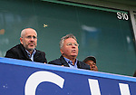 Chelsea's Guus Hiddink looks on <br /> <br /> Barclays Premier League- Chelsea vs Sunderland - Stamford Bridge - England - 19th December 2015 - Picture David Klein/Sportimage