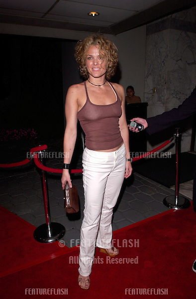 Actress DINA MEYER at party for GQ Magazine to promote their July issue featuring Mark Wahlberg.