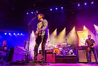 SÃO PAULO, SP, 01.09.2018 - SHOW-SP - Samuel Rosa, cantor e guitarrista da banda Skank durante show no Credicard Hall em São Paulo, na noite deste sábado, 01, (Foto: Anderson Lira/Brazil Photo Press)