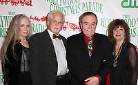 HOLLYWOOD, CA - NOVEMBER 26: Tony Dow, Jerry Mathers, at 86th Annual Hollywood Christmas Parade at Hollywood Blvd in Hollywood, California on November 26, 2017. Credit: Faye Sadou/MediaPunch /NortePhoto NORTEPHOTOMEXICO