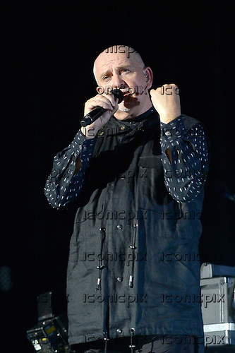 PETER GABRIEL - performing live on the So - Back to Front Tour at the O2 Arena in London UK - 21 Oct 2013.  Photo credit: George Chin/IconicPix