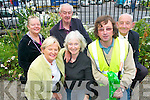 Kenmare Tidy Towns are celebrating a gold medal win in the annual Tidy Towns competition thanks to the hard-working local committee who maintain the high standards every year. .Front L-R Anne Browne, Anne Barrett and Noel Crowley .Back L-R Maureen Finnegan, Michael Connor Scarteen and John O'Sullivan.