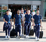 22.06.2019 Rangers arrive in Portugal: Jordan Jones, Daniel Candeias, Stevie Kelly and Jamie Murphy